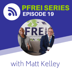 Episode 19: Matt Kelley -