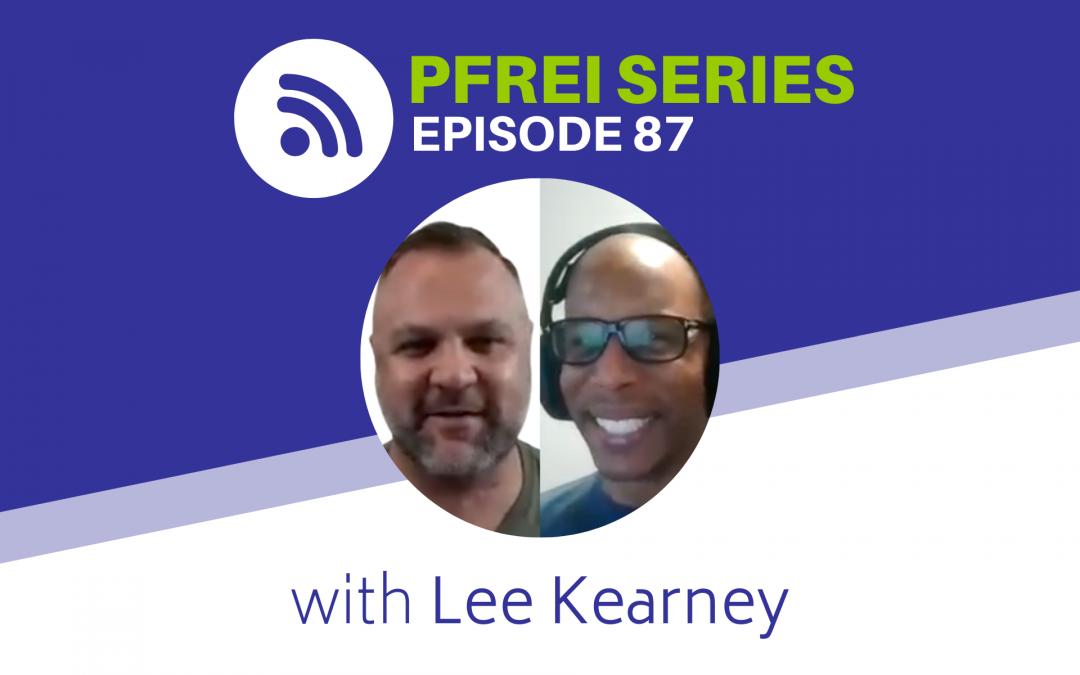 Episode 87: Lee Kearney